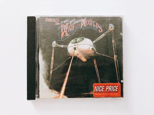 Фирменный Audio CD Jeff Wayne – Highlights from the war of the worlds