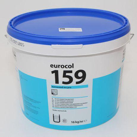 eurocol 16 kg 159 EUROWOOD MS PRO jednoskładnikowy klej parkietowy