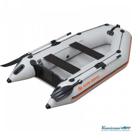 Лодка KOLIBRI КМ-260, абсолютно новая с мотором подвесным Эксперт