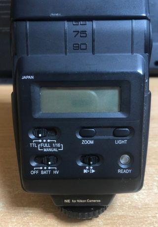 Фотовспышка Sunpak Power Zoom 4000AF