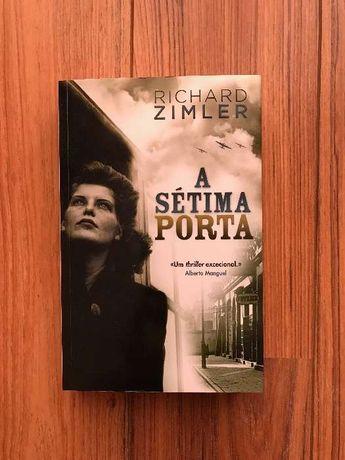 Livro A Sétima Porta - Richard Zimler