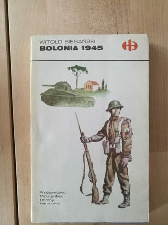 Bolonia 1945 Witold Biegański