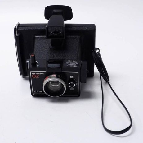 Camara fotográfica antiga Polaroid Colorpack 82