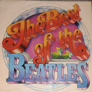 """Discos Vinil - """"The Best of the Beatles"""""""
