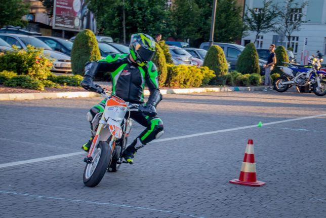 Kombinezon RST Carbon roz.52 Kawasaki,sport,Moto,ścigacz