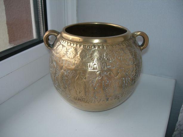 Ваза, с ручками, античная, бронза, 1,8 кг, Австрия