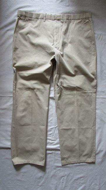 Eleganckie Spodnie na lato ecru Autograph 40/33 XXL nowe