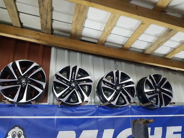 Felgi Aluminiowe Nowe-Seat Tarraco-R18 5x112 ET 43-7J