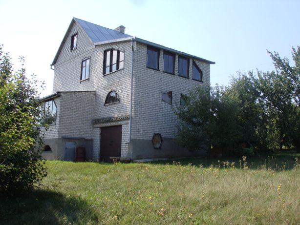 усадебный дом после строителей, зем.участок 0.30 га в с. Мачехи
