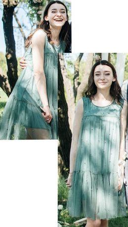 Платье лёгкое , воздушное