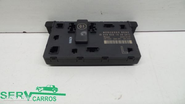 Módulo Porta Frente Esq  Mercedes-Benz Vito / Mixto Caixa (W639)