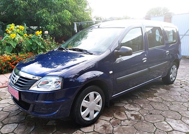 Dacia Logan MCV 2009, 1.4 ТОЛЬКО ПРИГНАН