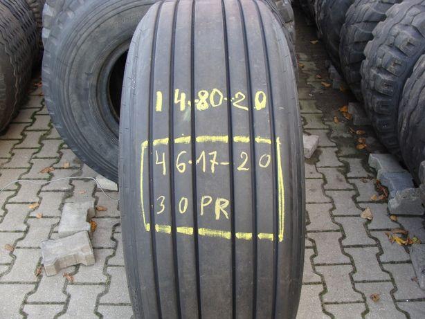 Opona lotnicza 46x17/20 ( 14/80/20) 30PR Bridgestone