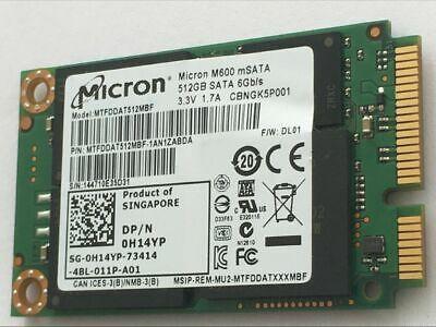 Dysk Twardy SSD Msata 512GB Micron M600