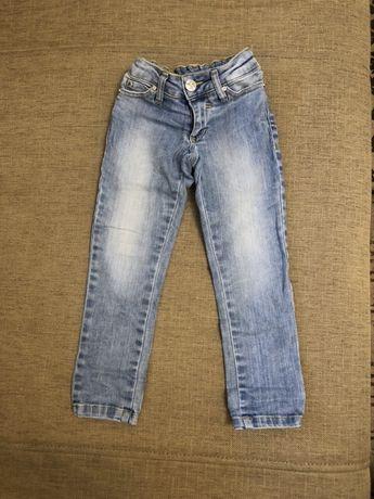 Джинсы/ джинсовые штаны ТМ Fracomina mini, Италия, 4 года