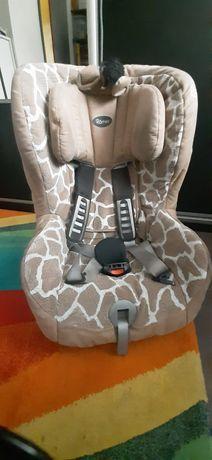 Fotelik samochodowy Romer king plus 9-18kg Żyrafa
