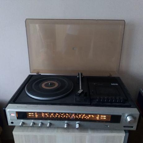 Amplituner, adapter,magnetofon Philips Vintage Aristona stereo sound p