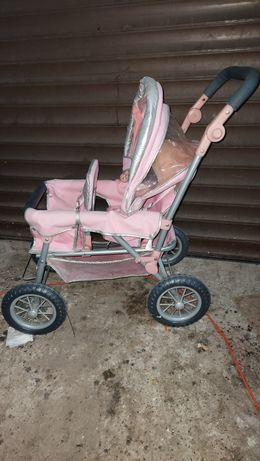 BABY born® - Wózek dla bliźniaków