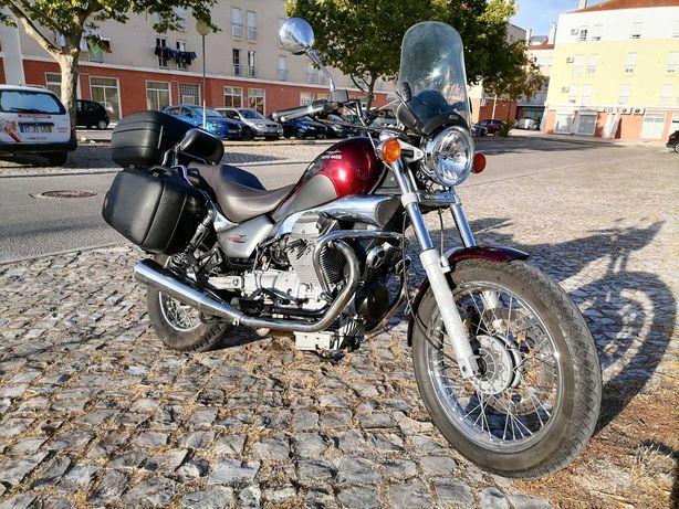 Moto Guzzi Nevada 750 de 2002