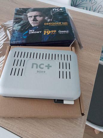 Dekoder nc+ na kartę
