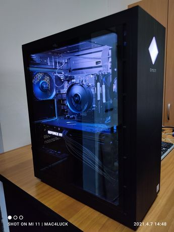 HP OMEN i7-10700/16gb/SSD M.2 1 TB WD BLACK