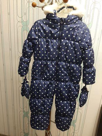 Зимний костюм George