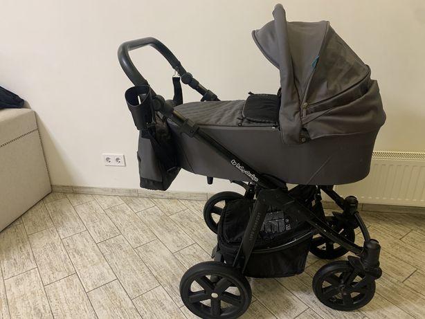 Коляска для мам которые много гуляют!!! Baby Design Lupo Comfort