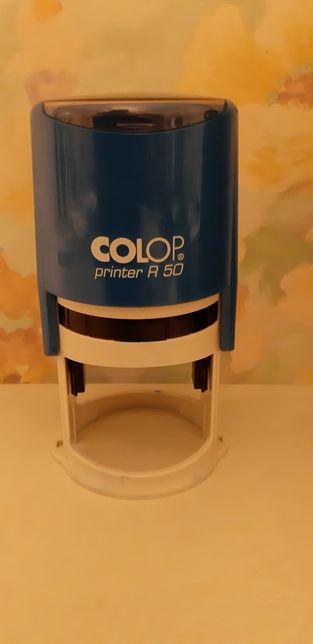 Оснастка для круглой печати полуавтомат как новая