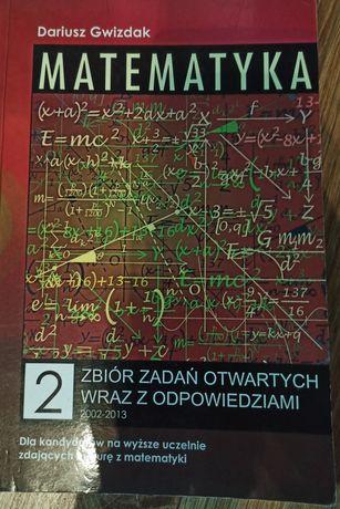 Matematyka - Zbiór zadań otwartych wraz z odpowiedziami