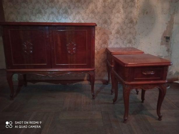 Антикварная румынская мебель