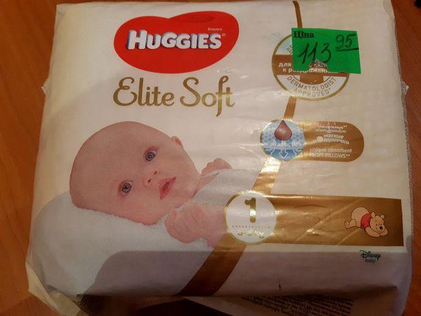 Памперси Huggies 1 i 2