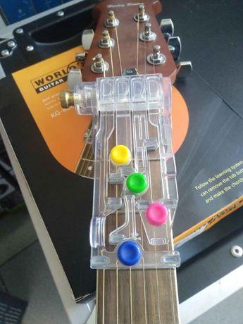 Guitar Buddy toque guitarra facilmente sistema inovador para iniciados