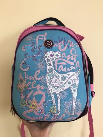 Шкільний рюкзак, портфель для дівчаток