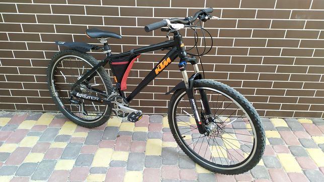 Горный велосипед MTB Shimano deore alivio гидравлические тормоза диск