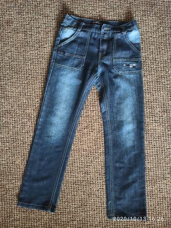 Стильные джинсы рост 146-152