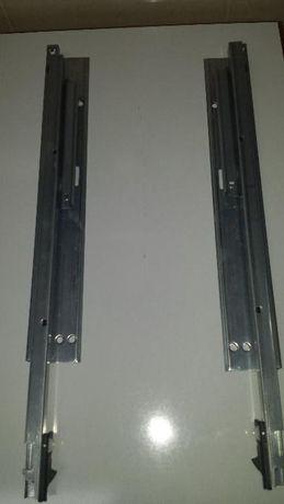 Perfis basculantes IKEA para gaveta