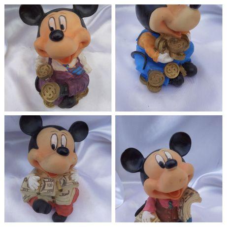 """Детская керамическая копилка """"Микки Маус"""" - символ 2020 года."""