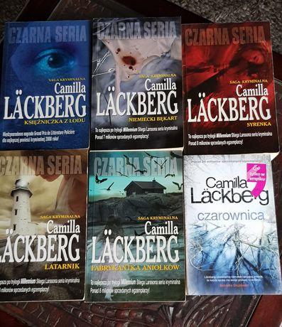 Książki Camilli Läckberg