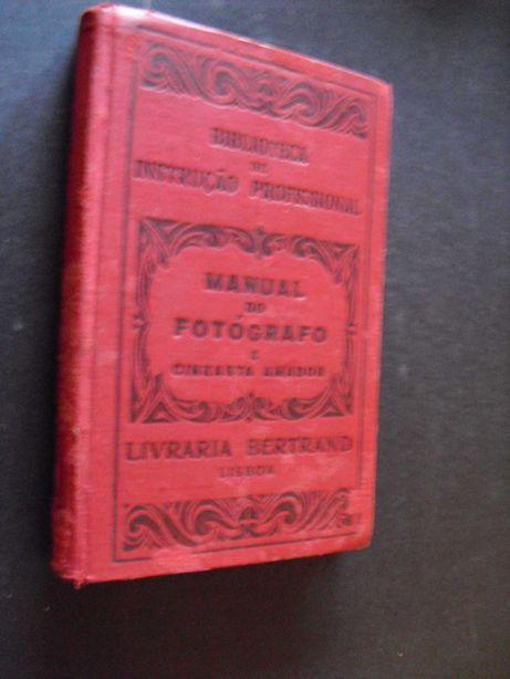 Glandard (J.),Manual do Fotógrafo e Cineasta Amador