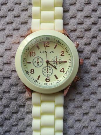 Zegarek Geneva żółty