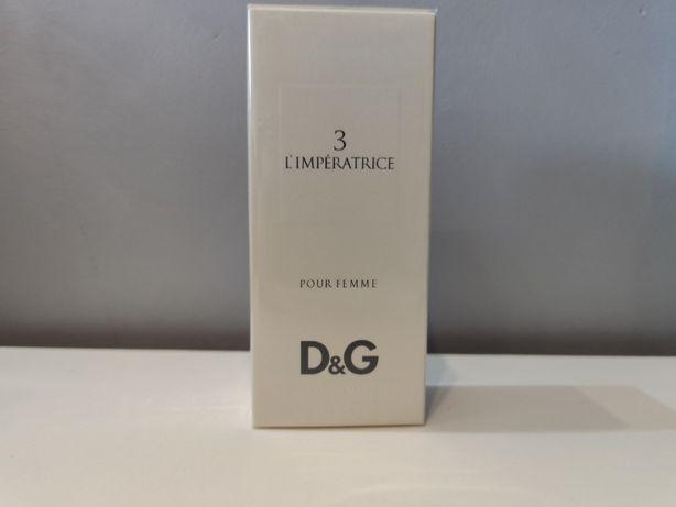 Туалетная вода Dolce&Gabbana D&G Anthology L`Imperatrice 3, Оригинал!!