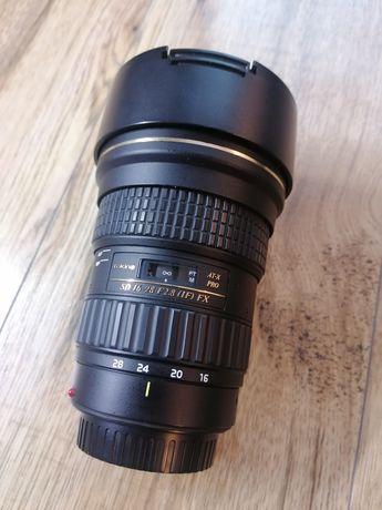 Tokina canon 16-28 f2.8