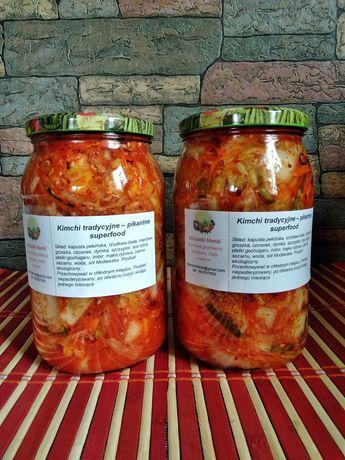 Nowość! Kimchi tradycyjne wg. oryginalnej receptury- Superfood