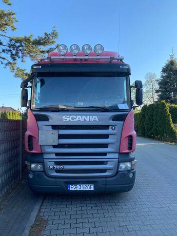 Ciągnik siodłowy Scania 380
