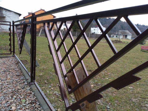Przęsła kute- ogrodzenie/ balkon-okazja!