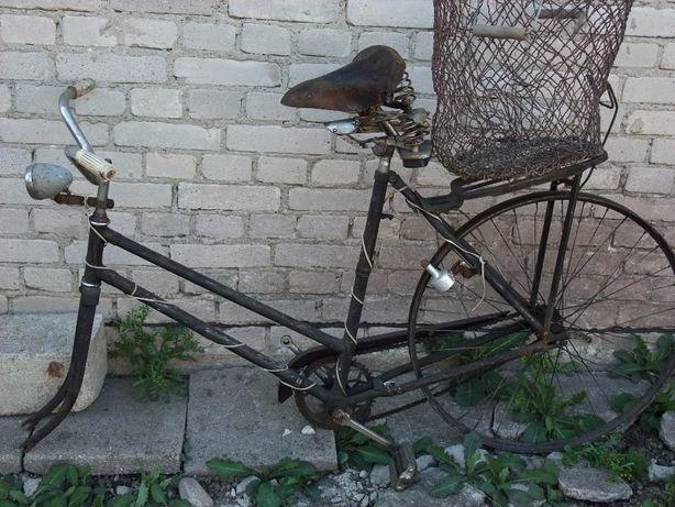 Antyczny stary rower