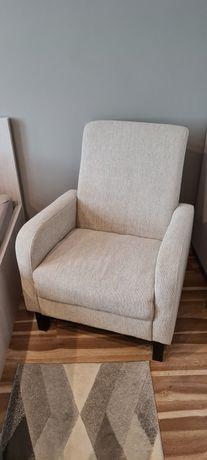 Fotel praktycznie nowy
