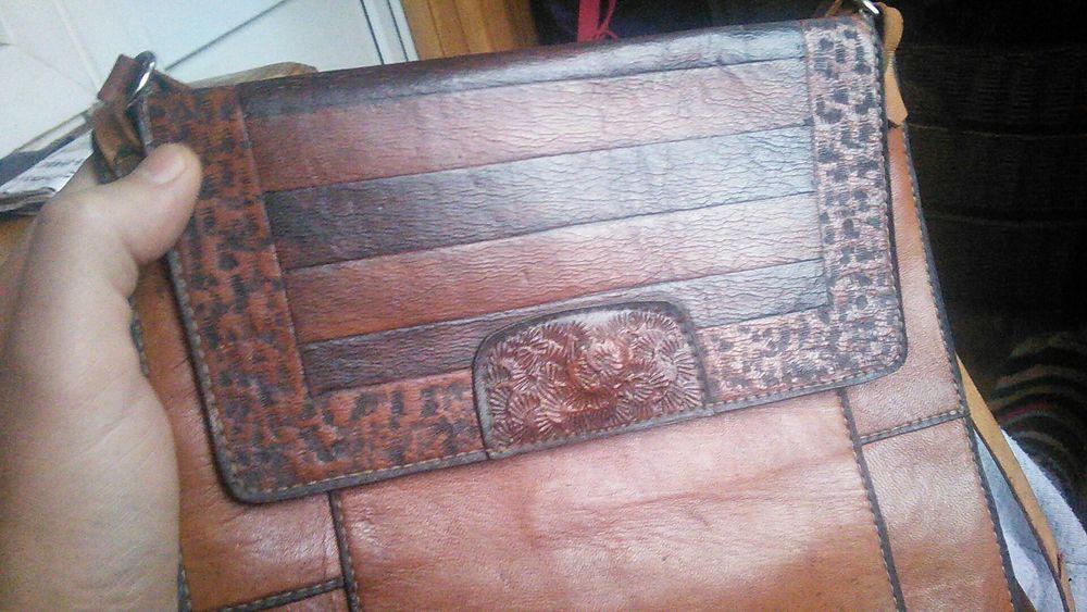 Кожаная сумка кошелёк Киев - изображение 1