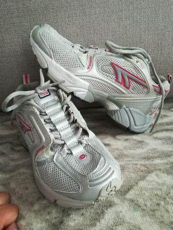Hi-Tec silver shadow X5 rozmiar 38 jogging bieganie
