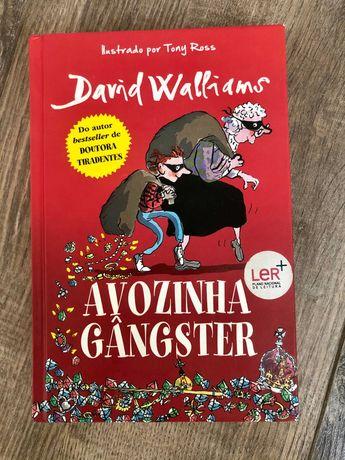 Avozinha Gângster, David Walliams